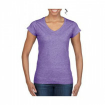 Gildan v-neck dames shirt