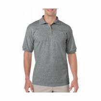 Gilden dryblend adult jersey polo