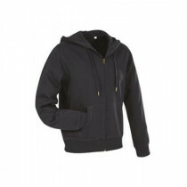 Stedman Sweater Hood Zip Active for him